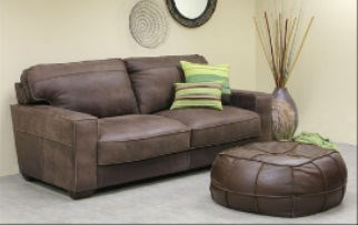 CABANA Leather Upholstery Collection.