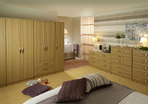 CARMARTHEN - Bedroom Collection.