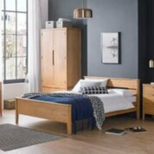 HELSINKI  - Oak Bedroom Collection