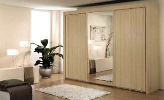 IMPERIAL - Sliding Door Robes by Rauch