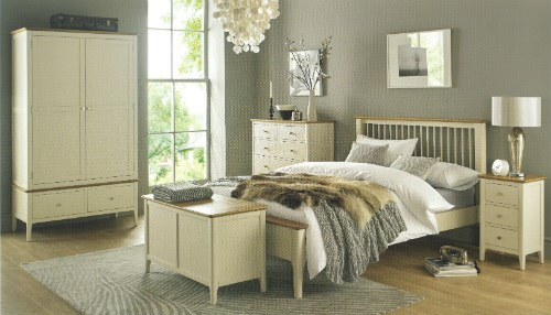 CORFE Painted Bedroom Furniture