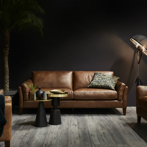 LYON Leather upholstery collection