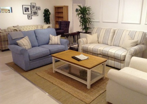 SALCOMBE Sofa Collection