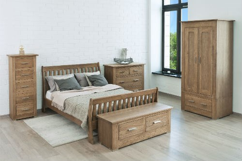 QUERCIA Bedroom by TCH