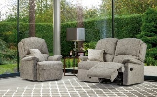 VIRGINIA Upholstery Collection - by Sherborne
