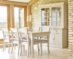 ANNECY Painted Dining Furniture by Corndell