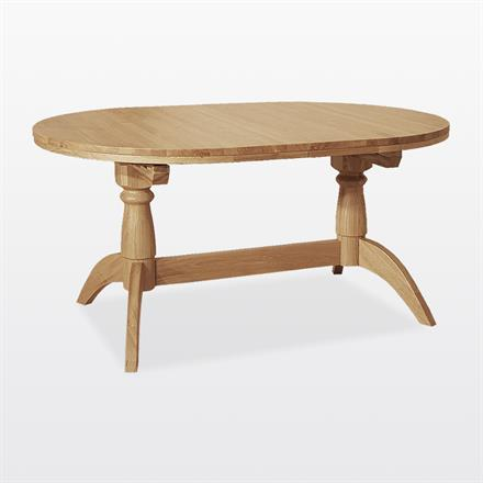 Windsor - Double Pedestal Extending Table WIN77