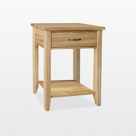 Windsor - Console Table with shelf and 1 drawer -WIN116