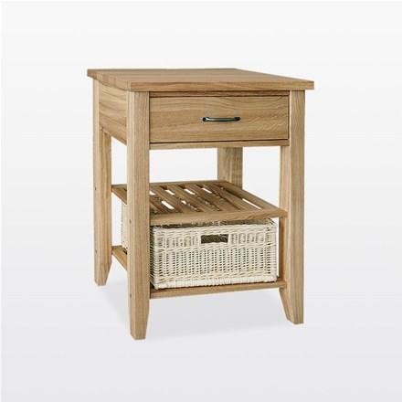 Windsor - Single Basket Console Table - WIN33