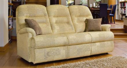 KESWICK - 3 Seater Settee - by Sherborne