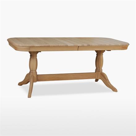 LAMONT - Double Pedestal Table - LAM109