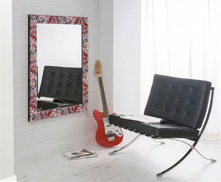 GRAFFITTI - Wall Mirror