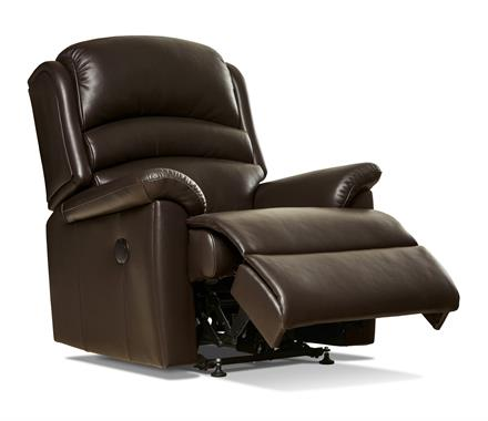 OLIVIA - Leather Recliner Chair