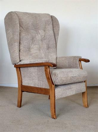 KEITHLEY Wing Chair