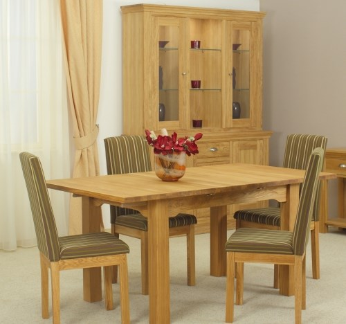 REIMS Oak Dining Furniture by TCH