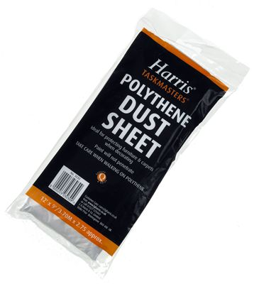 Polythene Dust Sheet