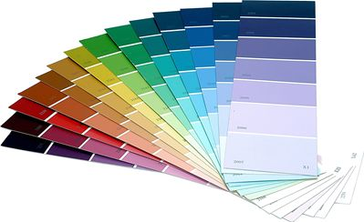 Colour Chart Pack
