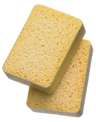 2 Decorating Sponges