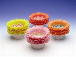 Caroline 8 Individual Disposable Trifle / Jelly Cases