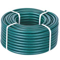 Green Jem 15mtr Braided Garden Hose Pipe