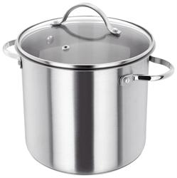 Horwood 20cm Stainless Steel Stock Pot with Satin Finish&categoryID=11279