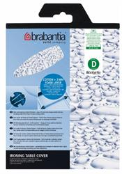 Brabantia Ironing Board Cover Size D 2mm Foam