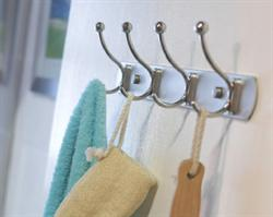 Rothley 4 Chrome Coat Hooks Mounted&categoryID=11262