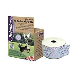 Defenders Repeller Ribbon Iridescent Tape 30 Metre