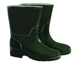 Briers Children's Green Traditional Wellies