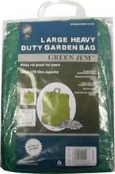 Green Jem Fabric Bags for Garden Refuse & Waste