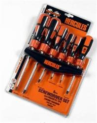 Worldwide Tools Pozi Flat Screwdriver Set 6pc&categoryID=11276