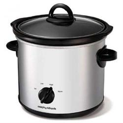 Morphy Richards Slow Cooker Round 3.5 Litre