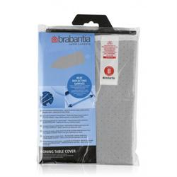 Brabantia Ironing Board Cover Size B Metalised