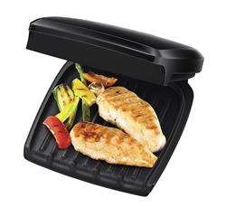 George Foreman Compact 3 Portion Grill