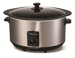 Morphy Richards Slow Cooker 6.5 Litre Sear and Stew