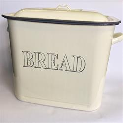 Food & Kitchen Storage Falcon Enamel Bread Bin Home, Furniture & Diy