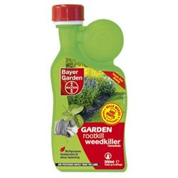 Bayer Garden Weedkiller Rootkill Concentrate