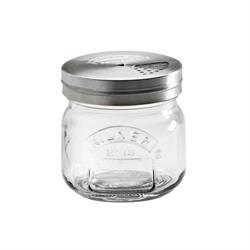 Kilner Glass Jar with Shaker Lid 250ml