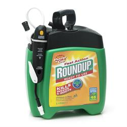 Roundup Pump & Go Fast Action Weedkiller