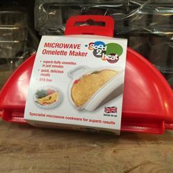 Good 2 Heat Microwave Omelette Maker