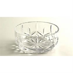 Swartons Winchester Crystal Glass Nut Bowl