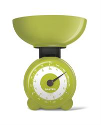 Salter Green Orb Mechanical Kitchen Scales