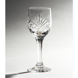 Swartons Majestic Crystal White Wine Glasses 6pk