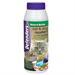 Defenders Cat and Dog Repellent Scatter Granules 450g