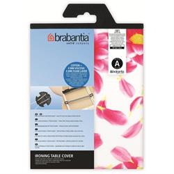 Brabantia Ironing Board Covers Pink Santini without Underlay