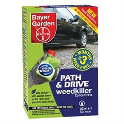 Bayer Path & Drive Weedkiller Concentrate 90ml