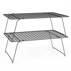 Paul Hollywood Non-Stick 2 Tier Cooling Rack