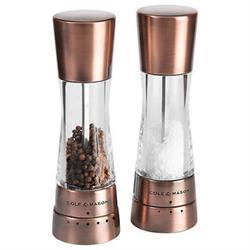 Cole & Mason Derwent Copper Salt and Pepper Gift Set