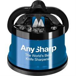 Eddingtons AnySharp Knife Sharpener with PowerGrip