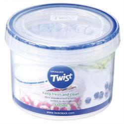 Lock & Lock Twist Round Food Container 360ml